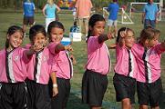 U8 Girls Champions